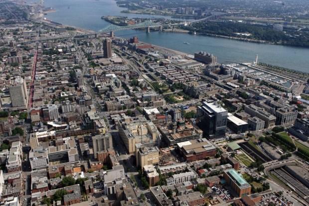Pour lutter contre les îlots de chaleur urbain, la ville de Montréal entame un vaste plan de plantation / © CT Quebec