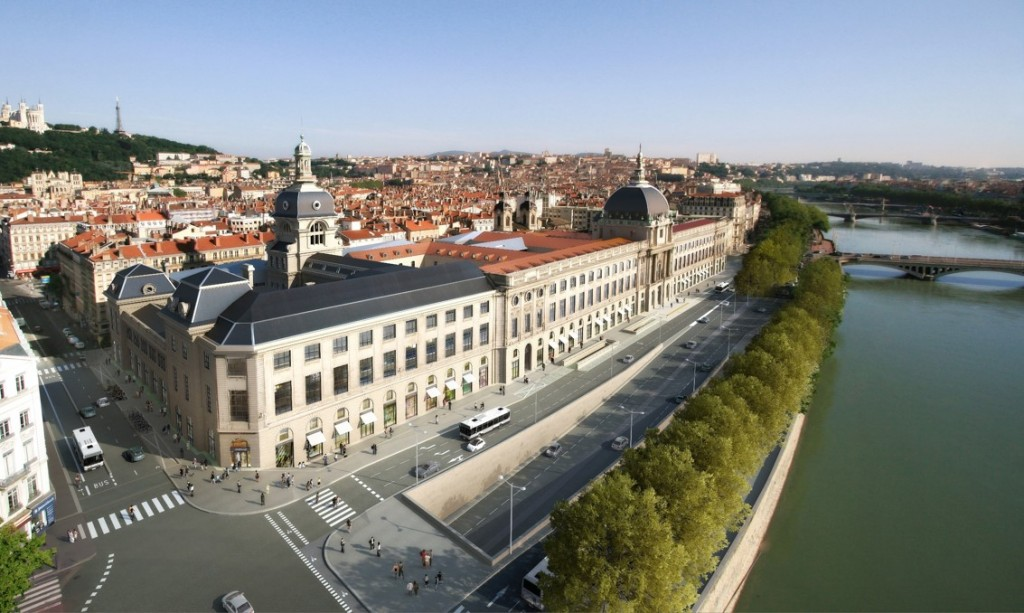 Grand Hôtel Dieu - Lyon - © Asylum