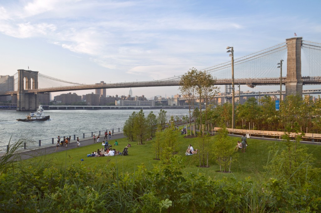 Brooklyn Bridge Park - USA