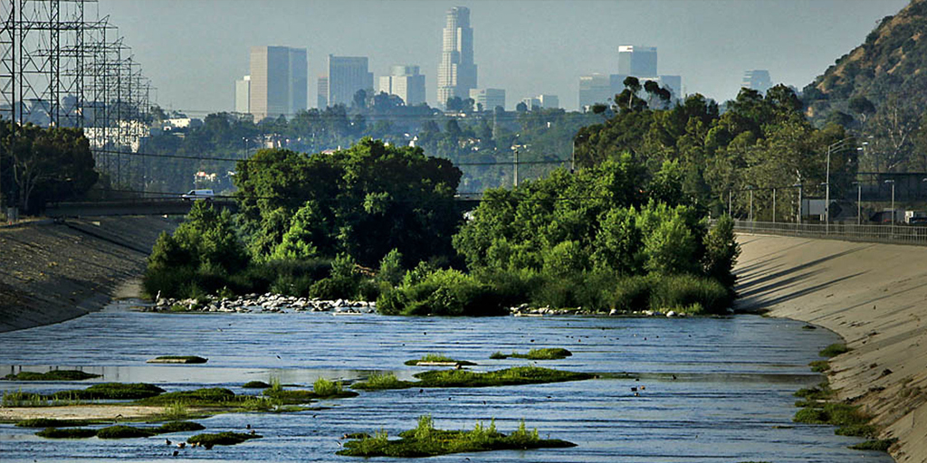 Los Angeles River - Mark Boster - Los Angeles Times