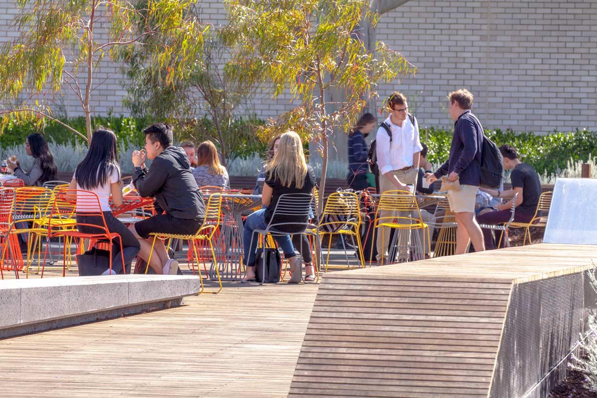 Monash Northern Plaza - Ben Wrigley