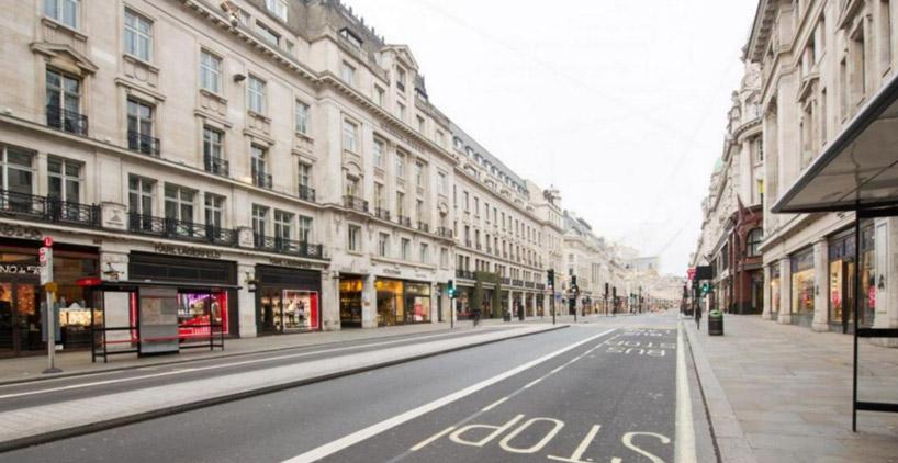 Regent Street - Walkable London - Zaha Hadid Architects