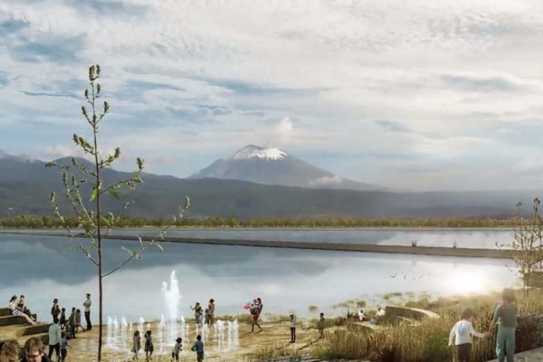 Parque Ecológico Lago de Texcoco - Mexico - Iñaki Echeverria