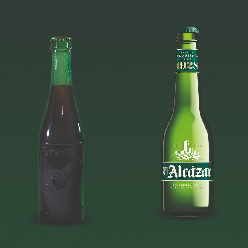 Heineken recupera la clásica cerveza jienense El Alcázar