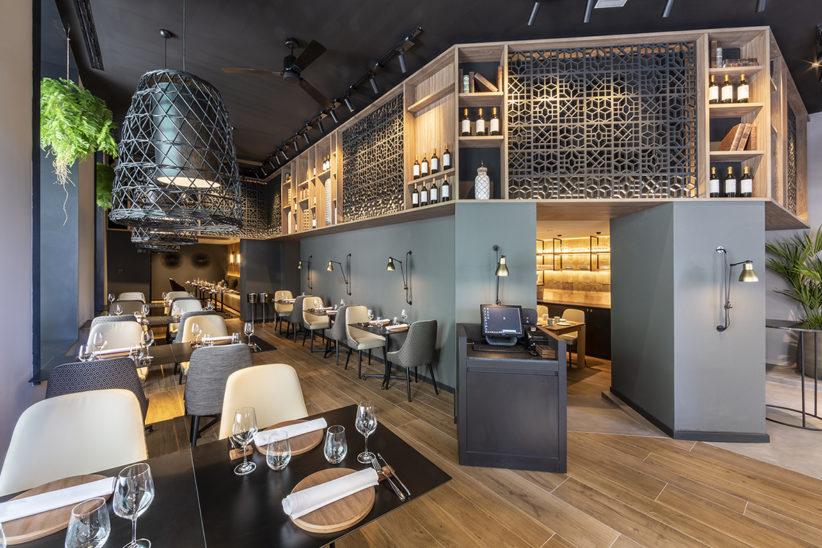 Abre el Asador Contrapunto, el nuevo restaurante del Eurostars Gran Vía de Granada