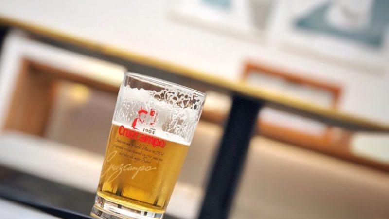 Los cinco sitios preferidos por los sevillanos para tomar cerveza Cruzcampo (I)