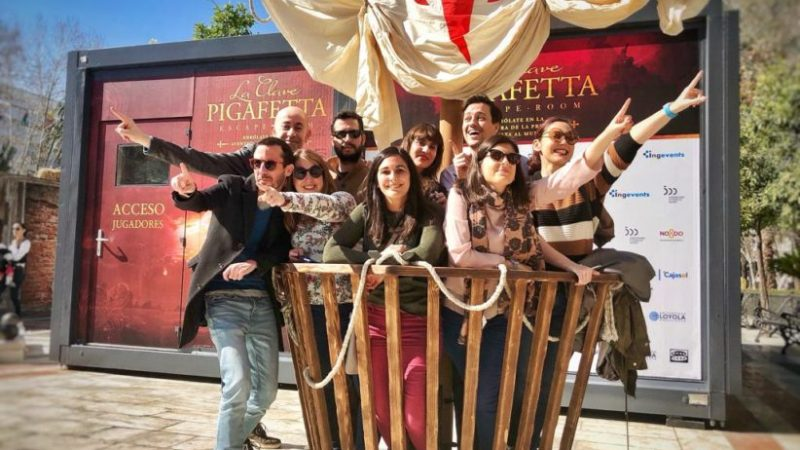 La Clave Pigafetta enroló en Sevilla a 734 nuevos marineros