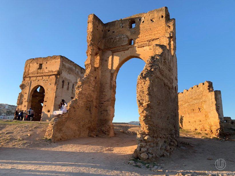 tumbas merinies panoramica fez viajes desde Sevilla