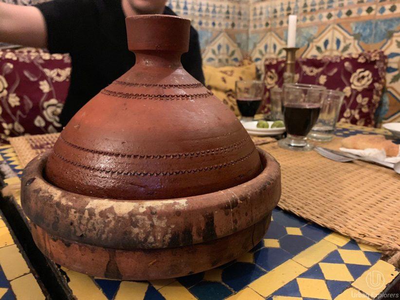 restaurante omnia meknes tajin vino