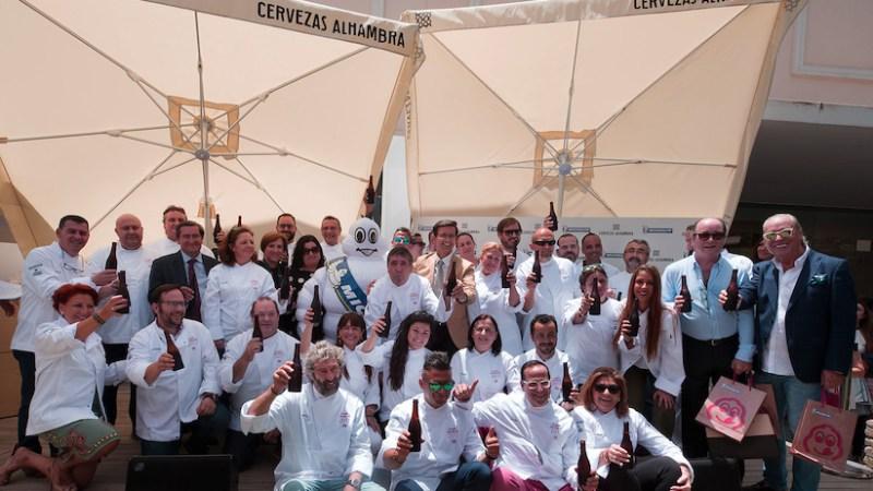 Michelin homenajea este viernes a los Bib Gourmand andaluces