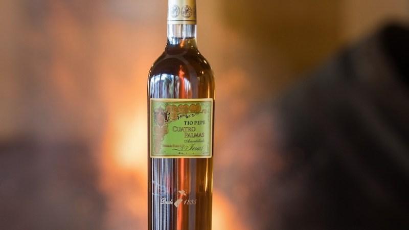 Tío Pepe Cuatro Palmas, premio Lavinia al mejor vino generoso