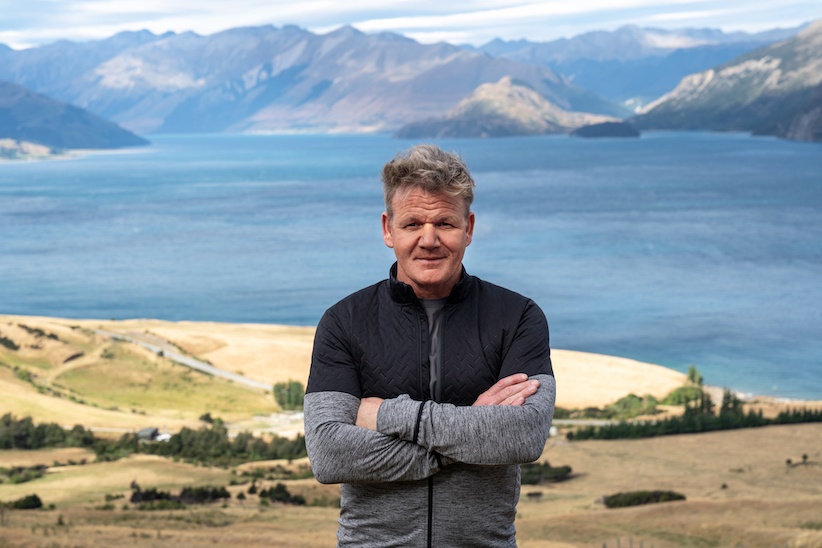 El chef Ramsay llega a National Geographic con «Fuera de carta»