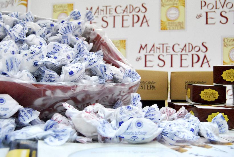 Los mantecados de Estepa vuelven a ser su motor económico