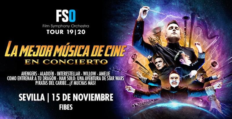 La Film Symphony Orchestra llega a Sevilla el 15 de noviembre