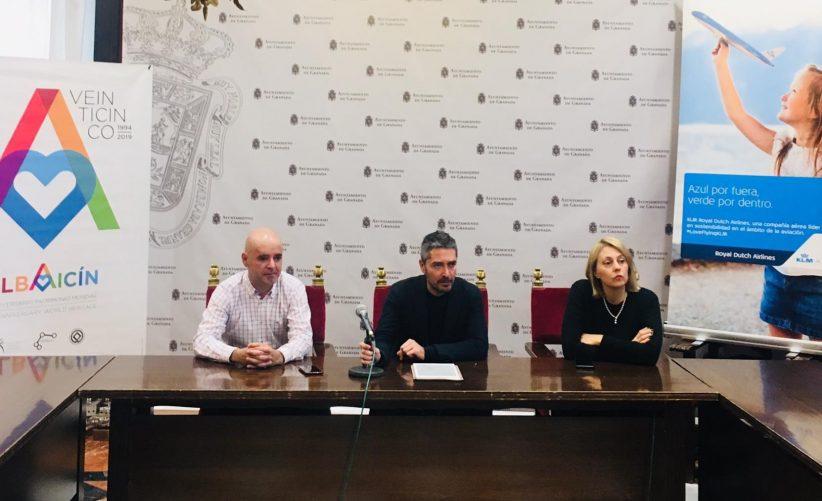 La sostenibilidad reúne a bloggers y periodistas en Granada con KLM
