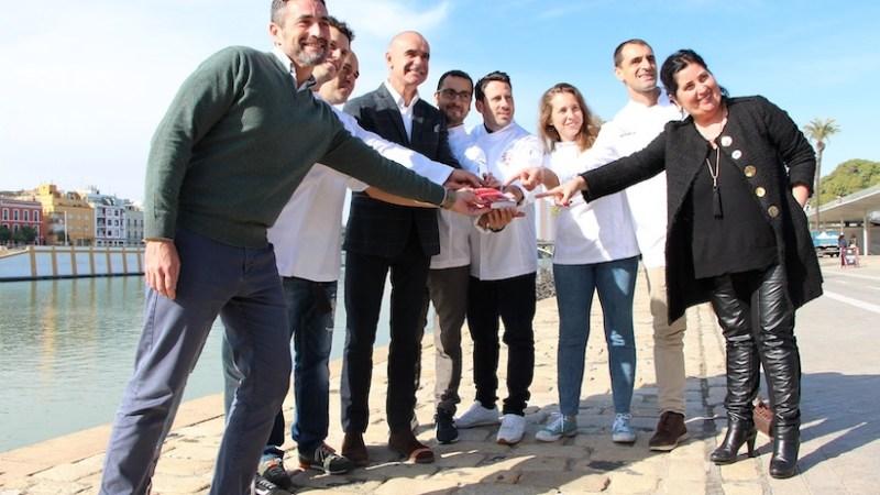 Esta es la propuesta de Sevilla en Madrid Fusión 2020