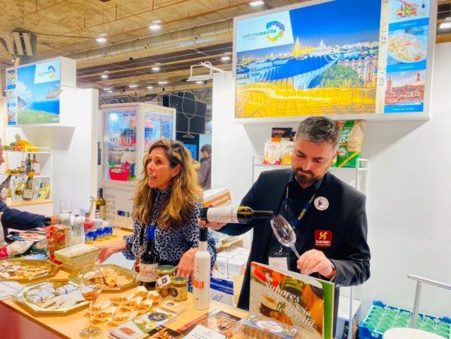 Sevilla Saborea España en Madrid Fusión 2020