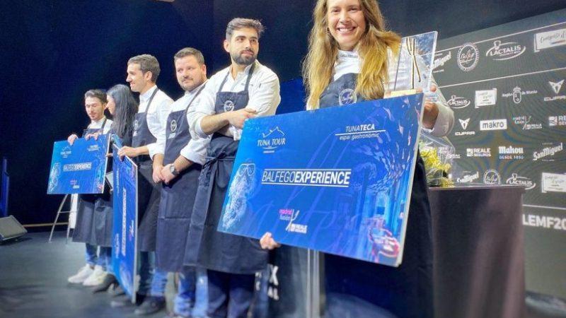 Camila Ferraro, de Sobretablas, es la nueva Cocinera Revelación en Madrid Fusión