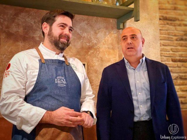 Ispal - Jorge Manfredi y Pedro Sánchez-Cuerda