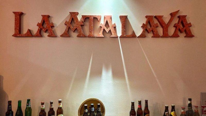 Restaurante La Atalaya de Sevilla, opción frente a los Jardines de Murillo