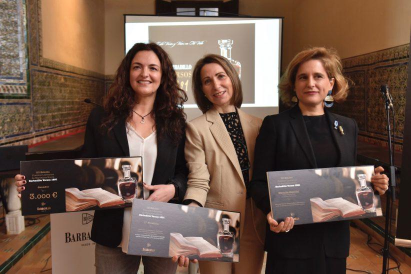 Nélida Leal gana el III Premio de Narrativa Breve «Barbadillo Versos 1891»
