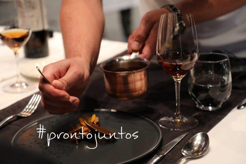Pronto Juntos, la campaña de apoyo a la hostelería de los Vinos de Jerez