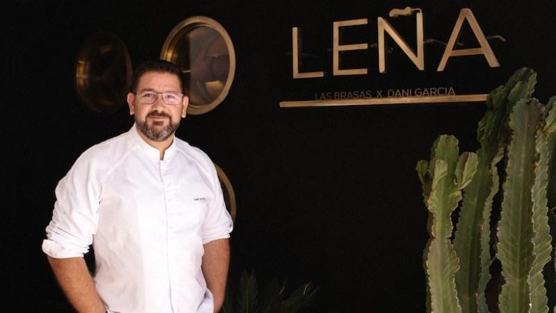 Leña, el nuevo steakhouse de Dani García, llega a Marbella