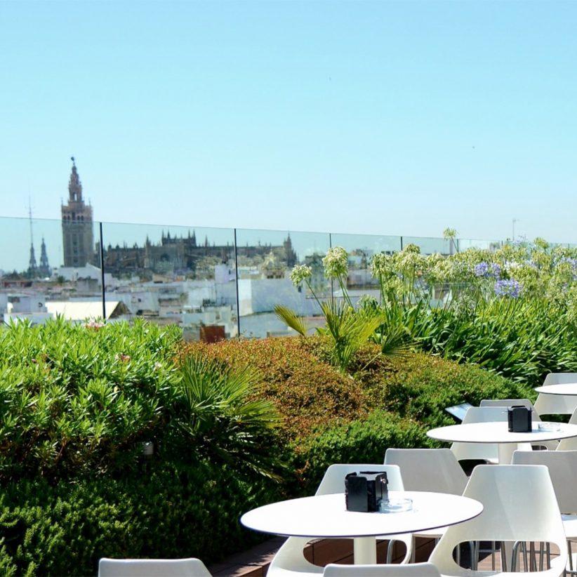 El Gourmet Experience de Sevilla vuelve con sus mejores vistas y tapas