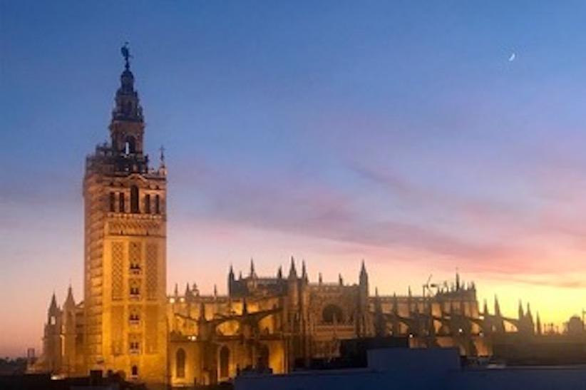 La Fortissima, la terraza panorámica con las mejores vistas de la Giralda