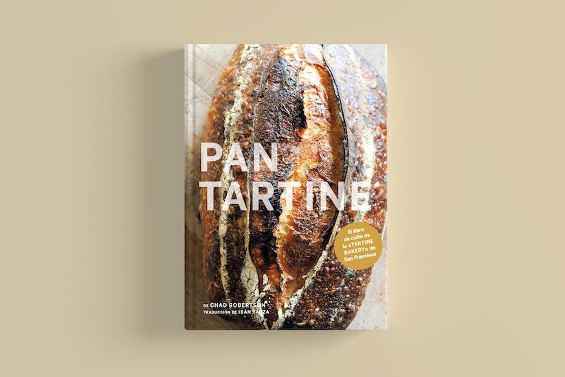 El libro «Pan Tartine» de Chad Robertson, por fin en castellano