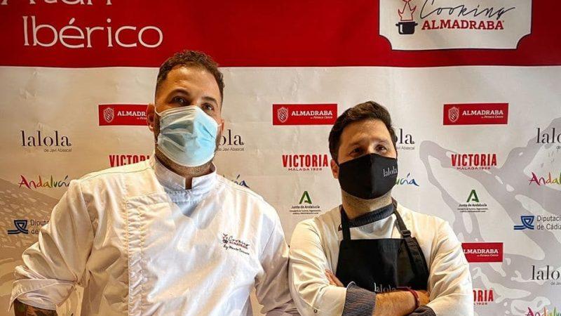 Atún Ibérico: Mauro Barreiro y Javi Abascal unen atún rojo y cerdo ibérico