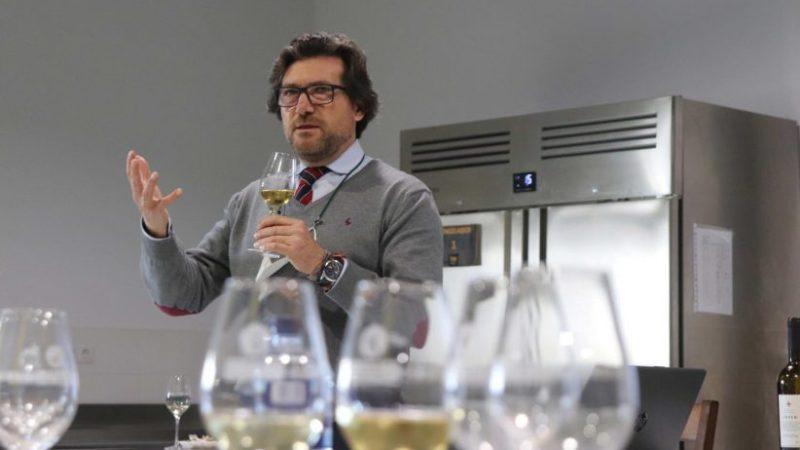 Los vinos del Condado de Huelva se muestran ante los futuros hosteleros