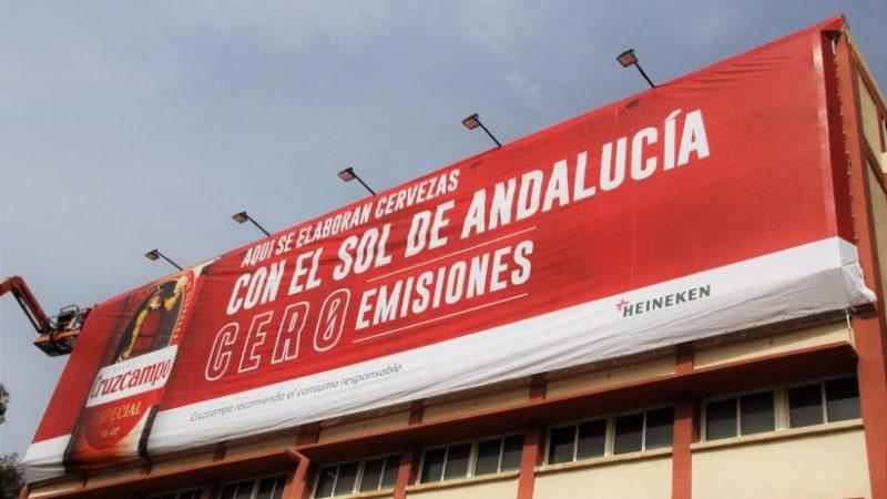 cervezas cero emisiones