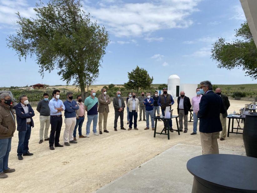 Trebujena y Sanlúcar copan el Concurso De Mostos Del Marco De Jerez