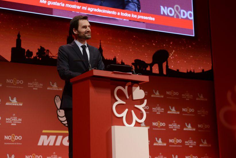 La Guía Michelin 2022 para España y Portugal se presentará en Valencia