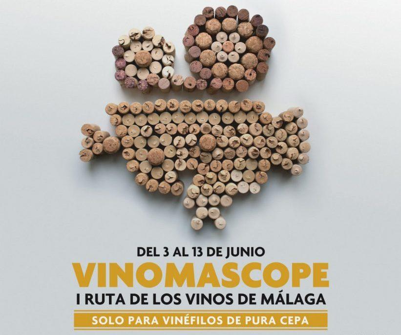 Vinomascope, la I Ruta de los Vinos de Málaga en Cinema Cocina
