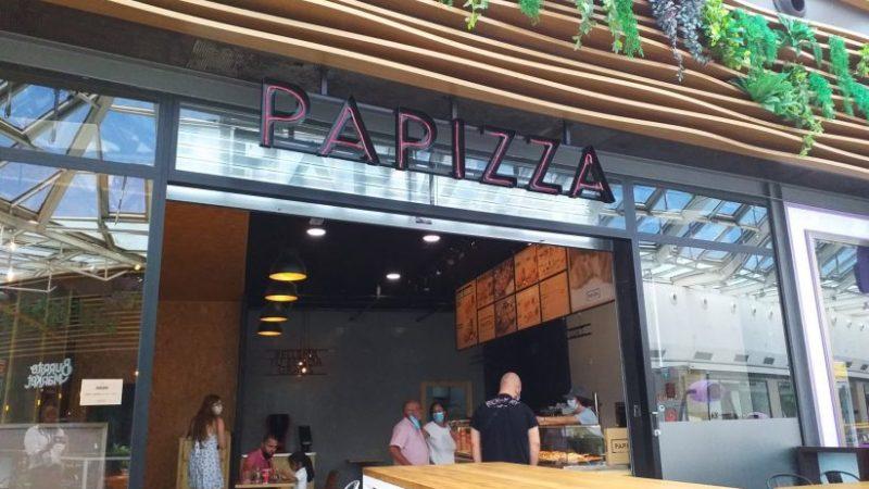 Las pizzerías Papizza abren restaurante en el centro comercial AireSur