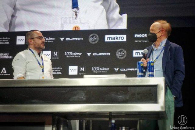 Pedro Sanchez en Madrid Fusión 2021