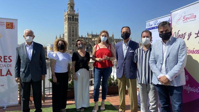 Comienza el ciclo de 'Catas de los sentidos' en los hoteles de Sevilla y provincia