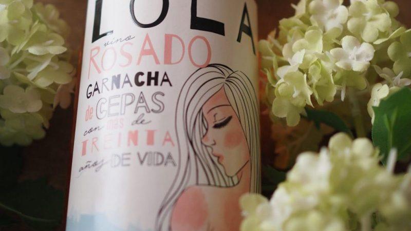 Lola 2020, rosado de Delgado Zuleta