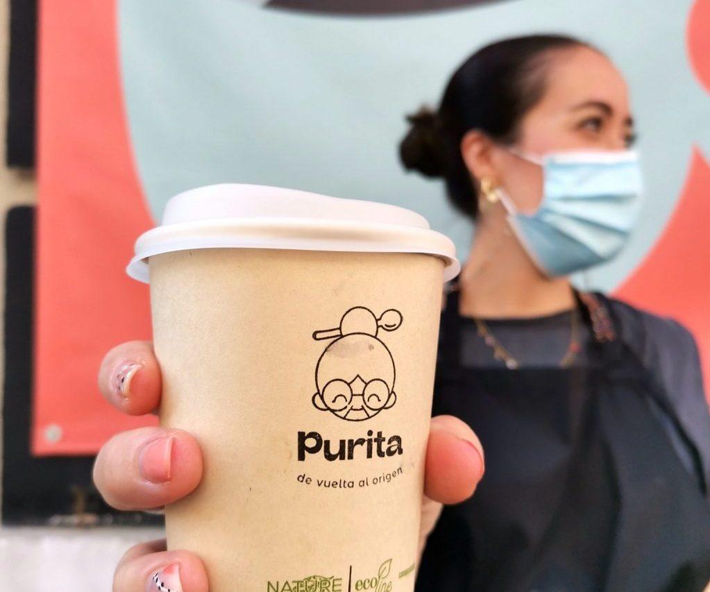 Purita, nueva cafetería de especialidad en el centro de Sevilla