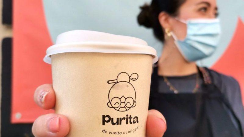 Purita Sevilla café
