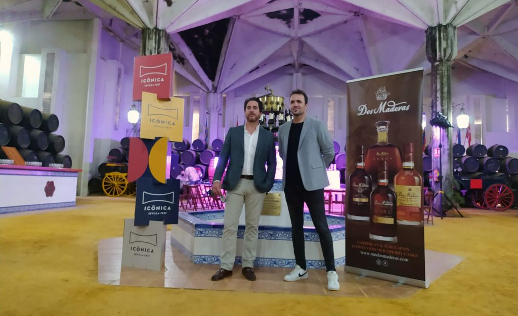 The Village, el lado gastro de Icónica Fest con Williams & Humbert