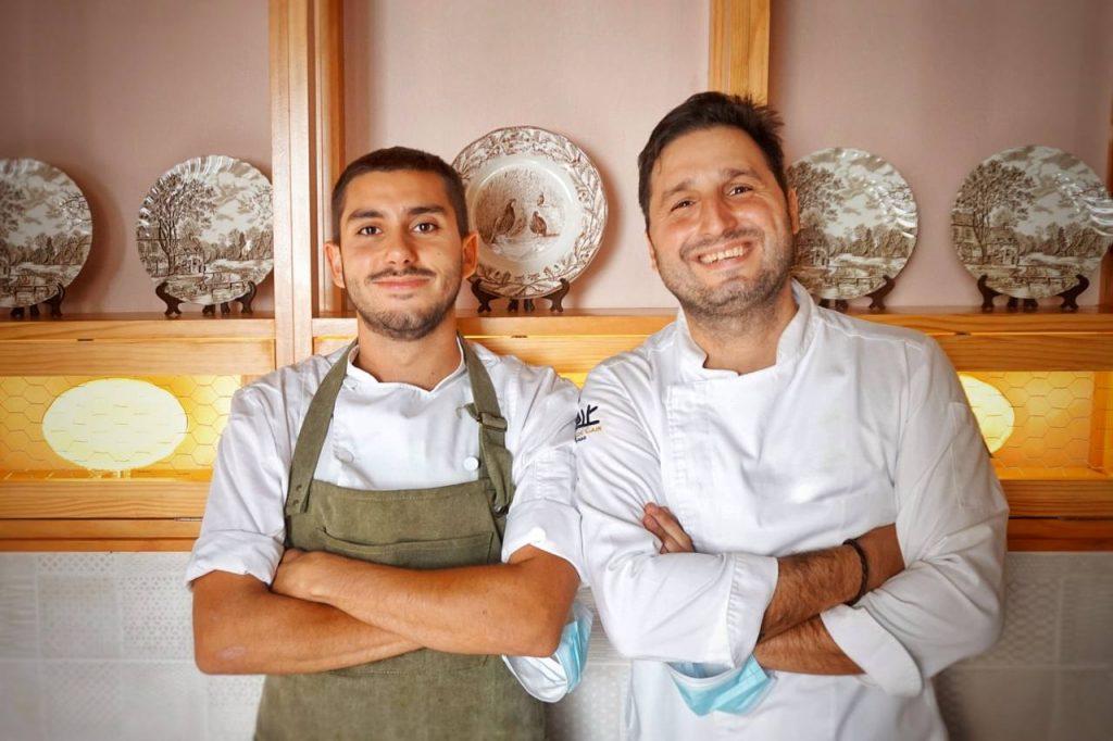 Javier Abascal inaugura hoy Plato Jondo, su segundo restaurante en Sevilla