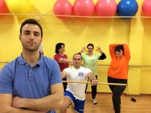 Digital space e postural fit