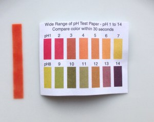 Test for acidity. If you use pH strips they should be between 3.4 and 3.8.
