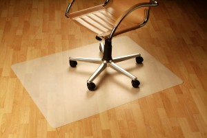 desk chair hardwood floor design ideas how can i protect a from rolling office