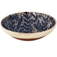Decorative bowls for coffee tables | Dotted Flower ...
