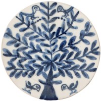 Decorative Wall Plates for Hanging | Tree Birds