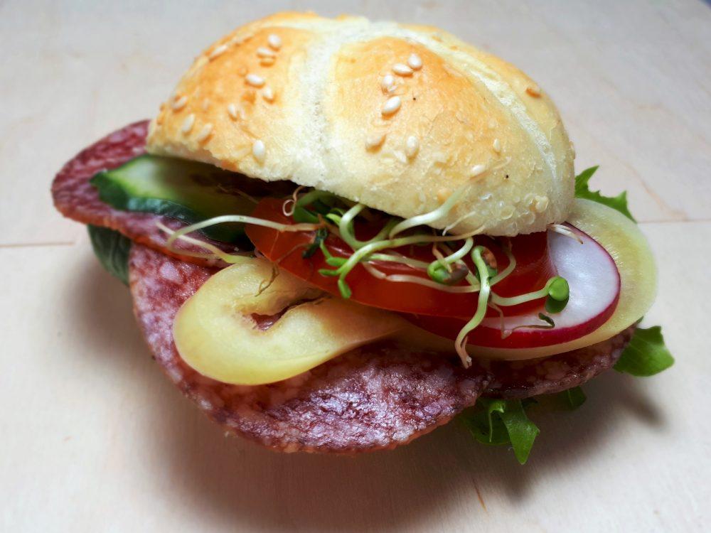 Mini szendvics